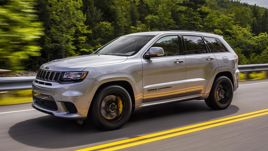 Next-Generation Jeep Grand Cherokee To Use Alfa Romeo Platform