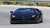 Lamborghini Aventador Performance Test Mule