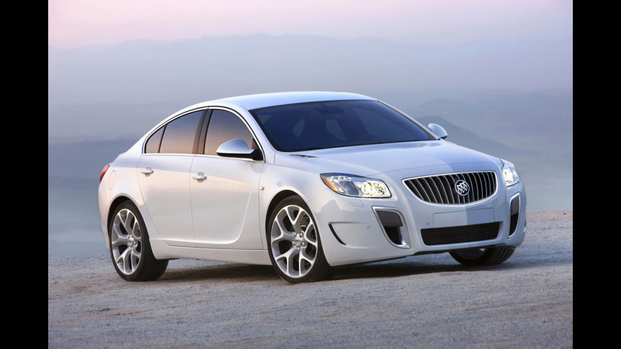 Buick Regal GS: americana all'europea