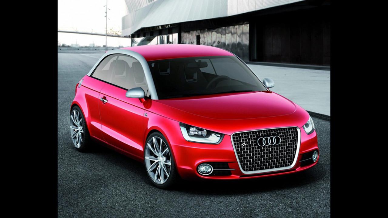 Audi Metroproject Concept