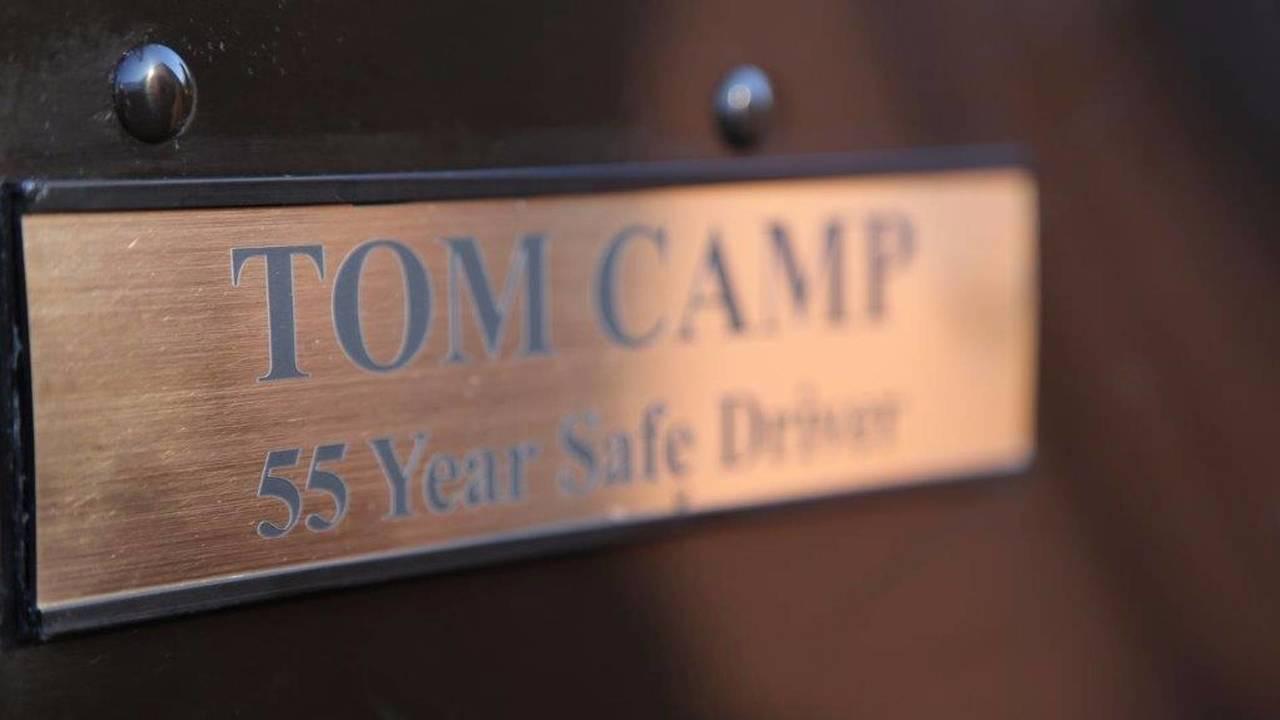Tom Camp UPS
