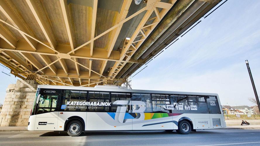 Újabb 100 Credo autóbusz áll forgalomba