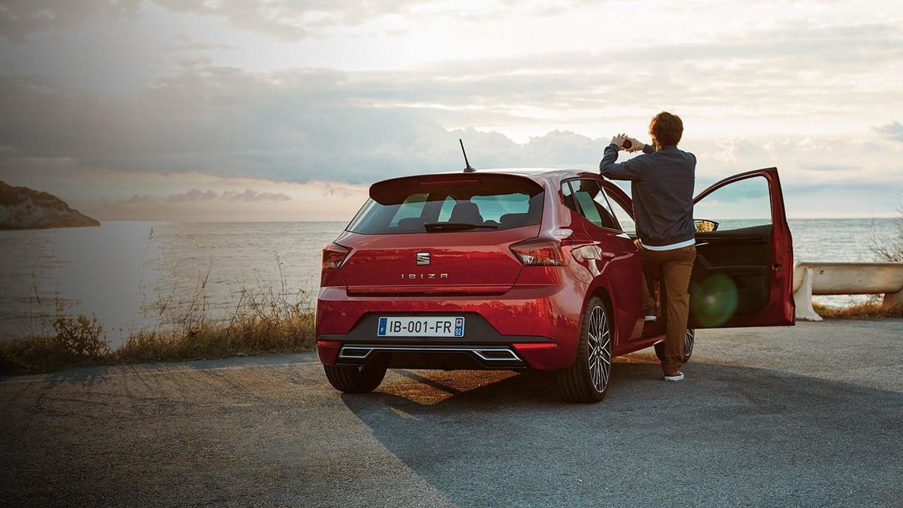 SEAT Ibiza Red Edition