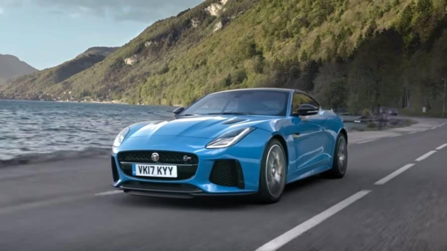 Jaguar F-Type - Adieu le thermique, place à l'électrique ?