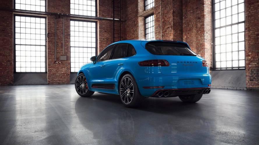 Porsche Macan Turbo Exkluzív Performance Edition
