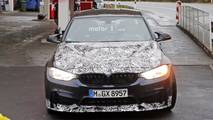 BMW M3 CS 2018 fotos espía