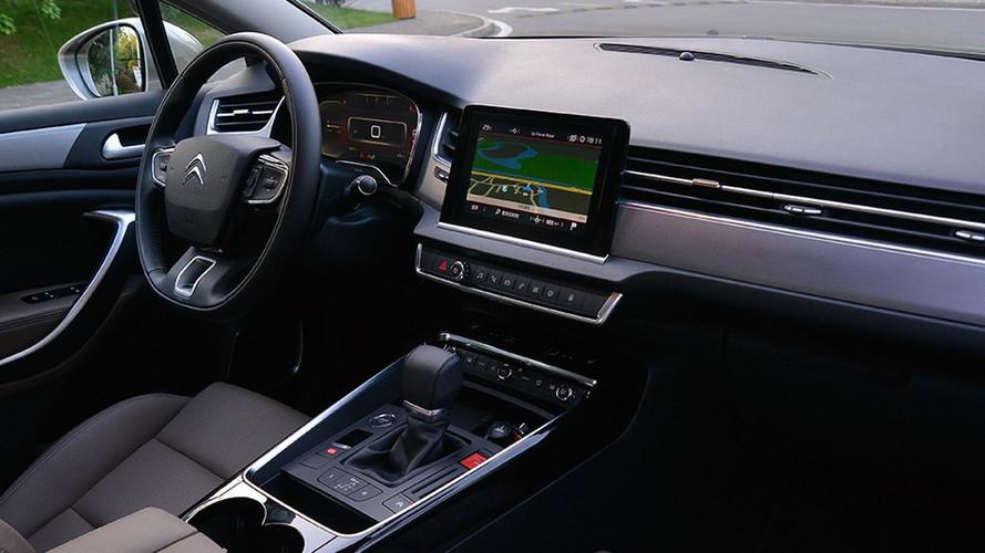 Citroen C5 2020 Fahrzeug