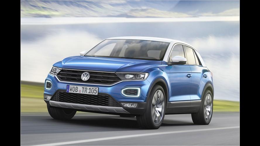 VW T-Roc: Das kostet er