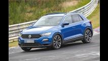 Erwischt: VW T-Roc R