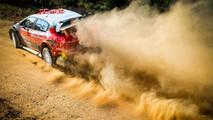 Sébastien Loeb teste la Citroën C3 WRC