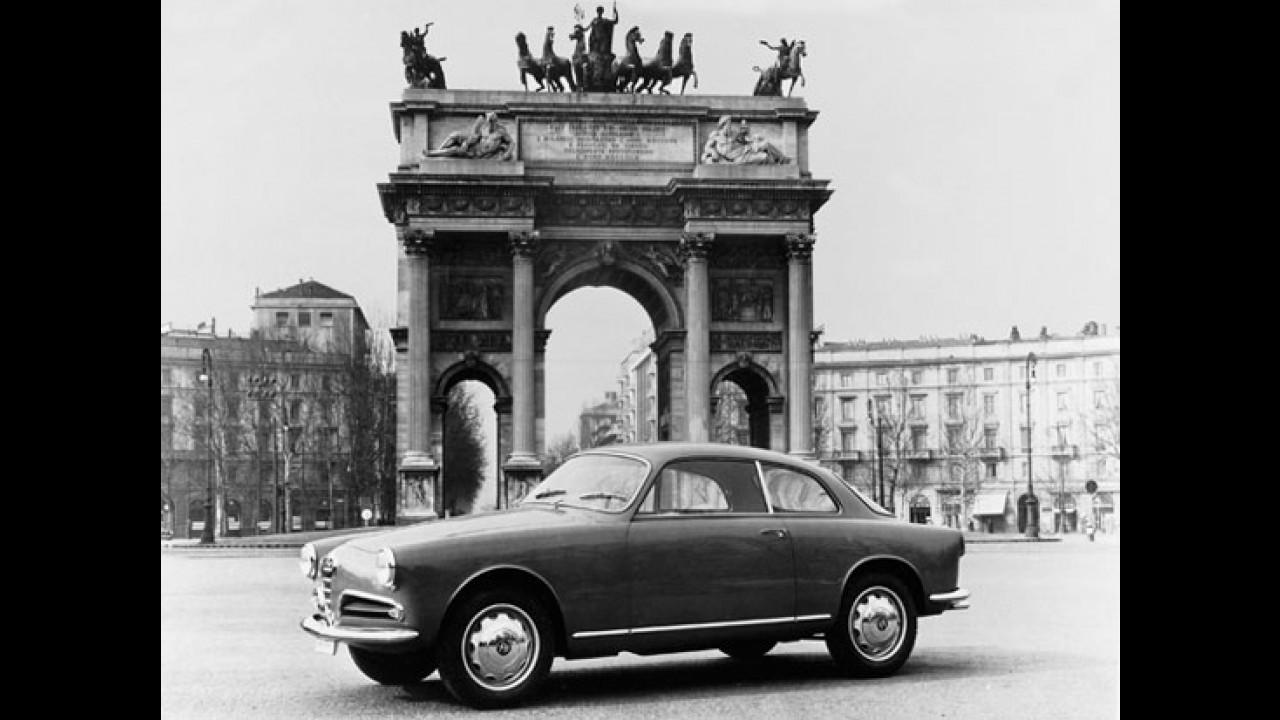 Giulietta Sprint 1954