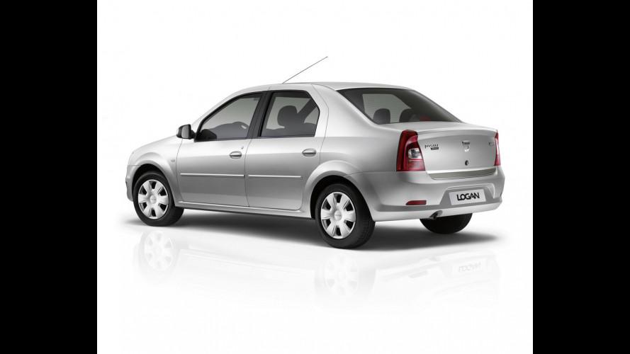 La Dacia Logan (berlina) va in pensione