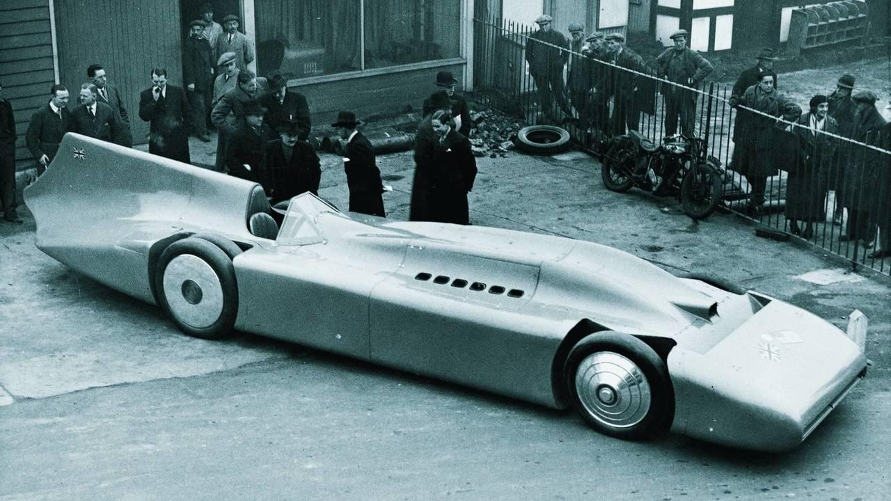 8. Bluebird, 1935