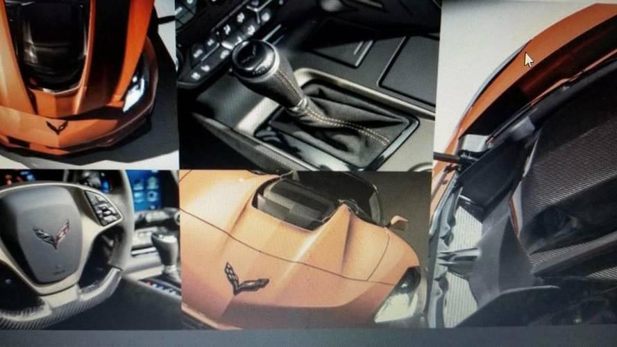 La très attendue Corvette ZR1 déjà en fuite !