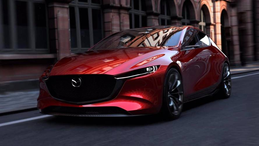 Yeni Mazda3 Los Angeles Otomobil Fuarı'nda tanıtılabilir