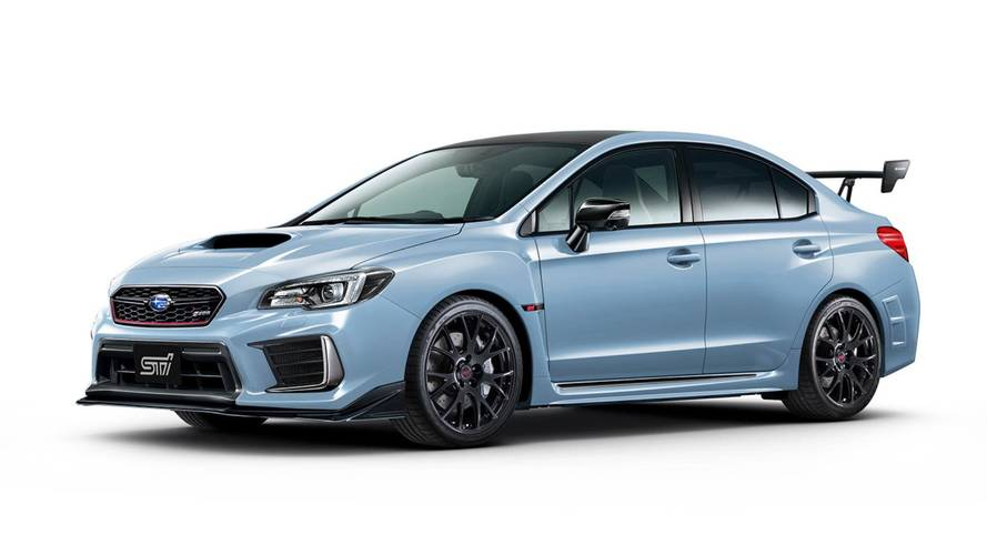 Subaru Trademark Application Hints WRX STI S209 Coming To U.S.