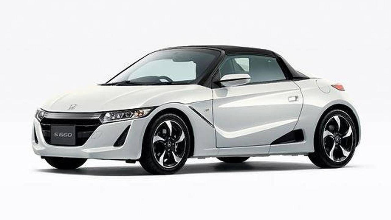 Honda S660 Special Komorebi edition