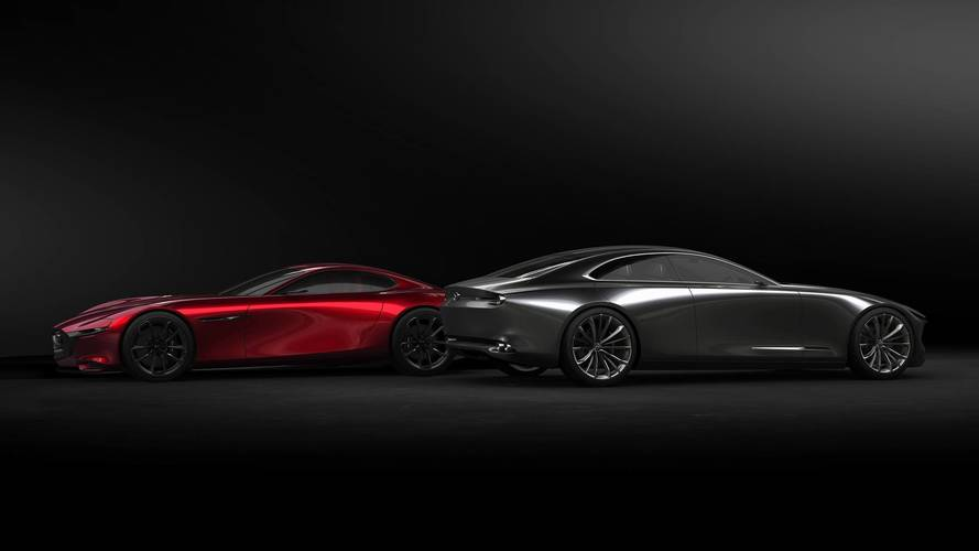 Mazda Kai Concept goes on show in Tokyo
