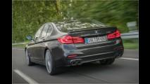 Verflucht schnell: Der neue Alpina D5 S