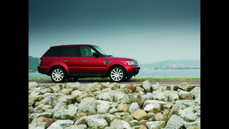 Range Rover Sport TDV8: diesel da 272 CV