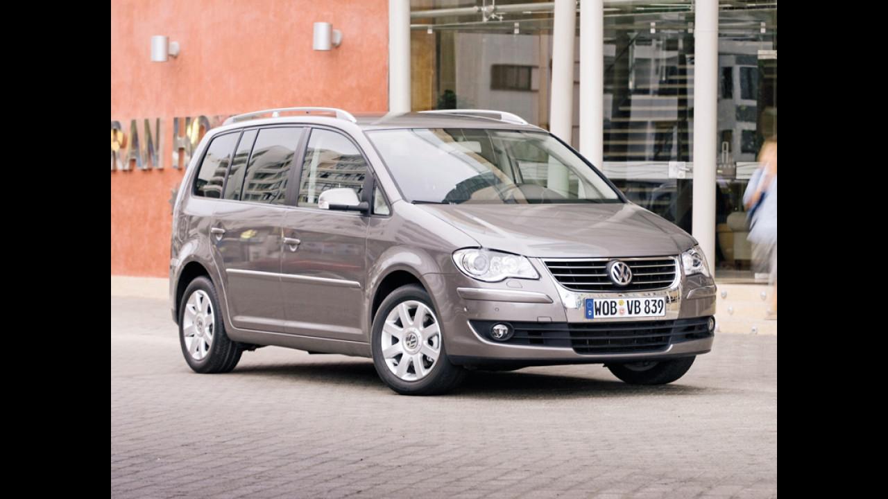 Nuovo Volkswagen Touran 2007
