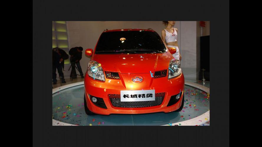 China Auto Show 2006: citycars, minivans, suv e cuv (prima parte)