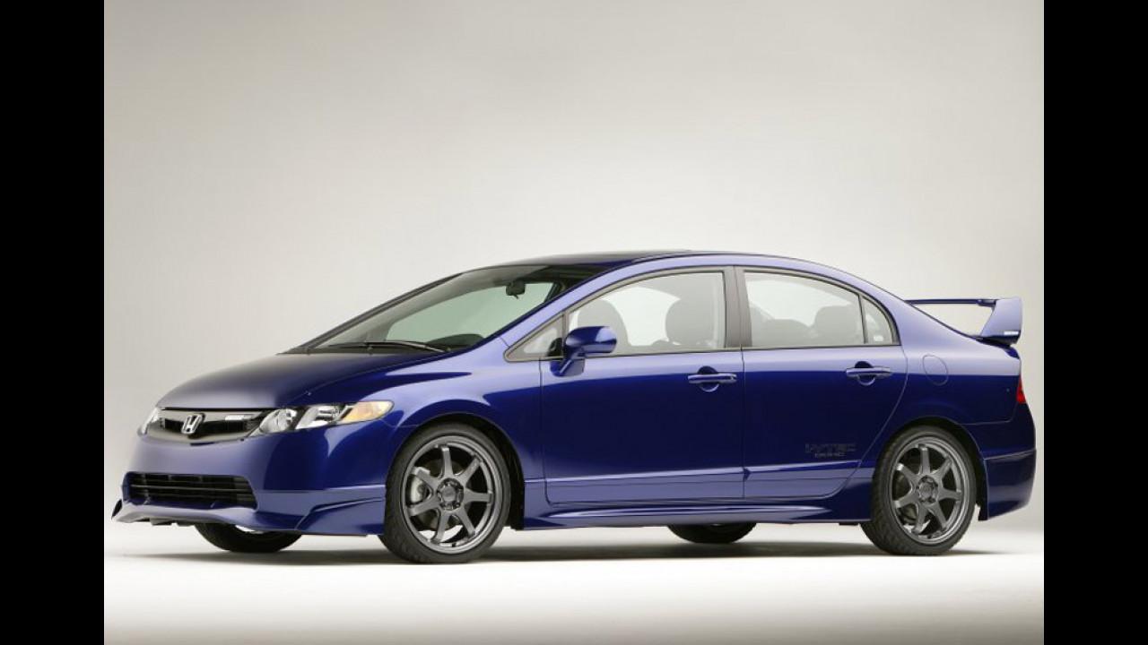 Honda Civic Si Sedan by MUGEN