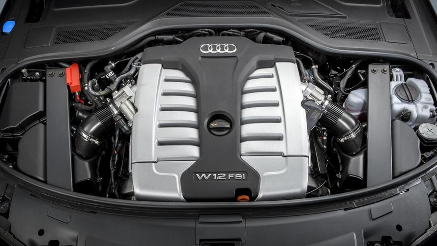 Audi Rhetorically Asks Whether There Is A Future For The V10, W12
