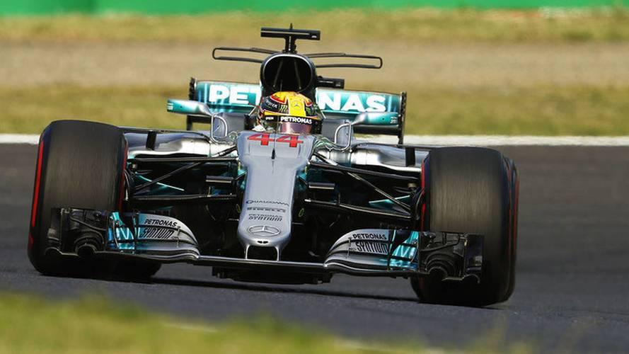 Hamilton aprovecha otro drama de Vettel en Japón y acaricia el título