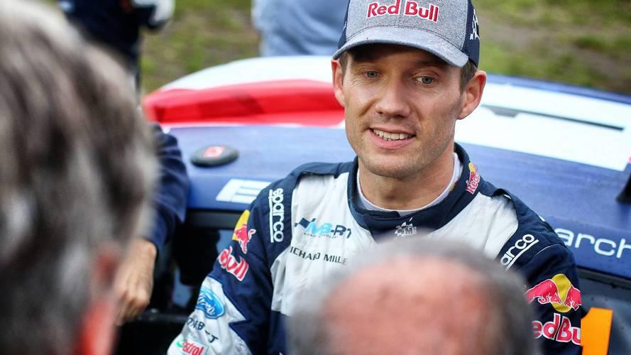 Ogier juge les règles WRC trop généreuses avec les invités comme Loeb