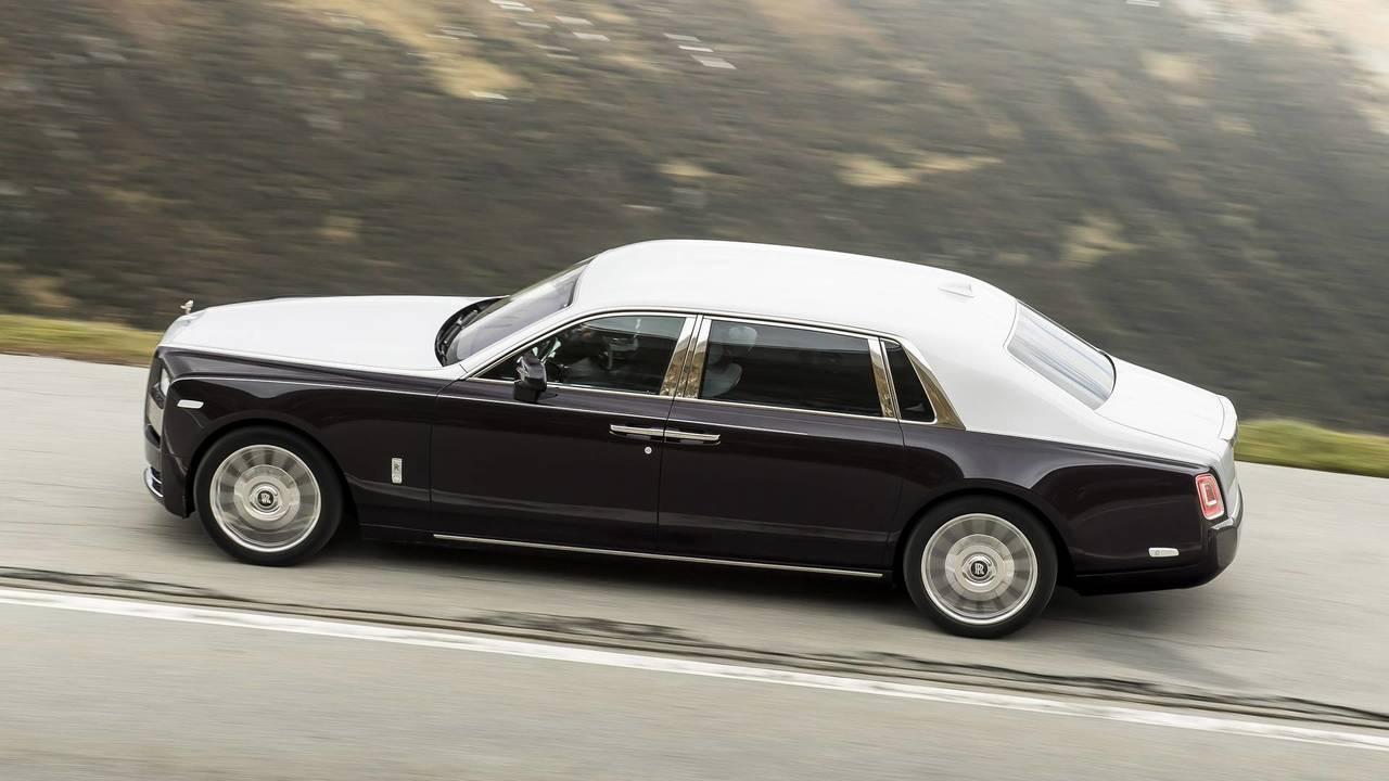 Rolls Royce Prepares All Electric Phantom