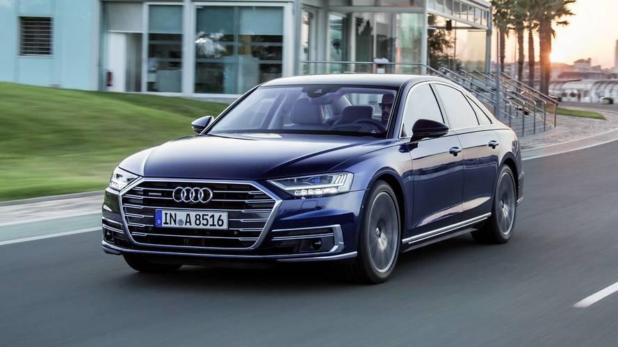 Audi A8, yılın en inovatif otomobili seçildi