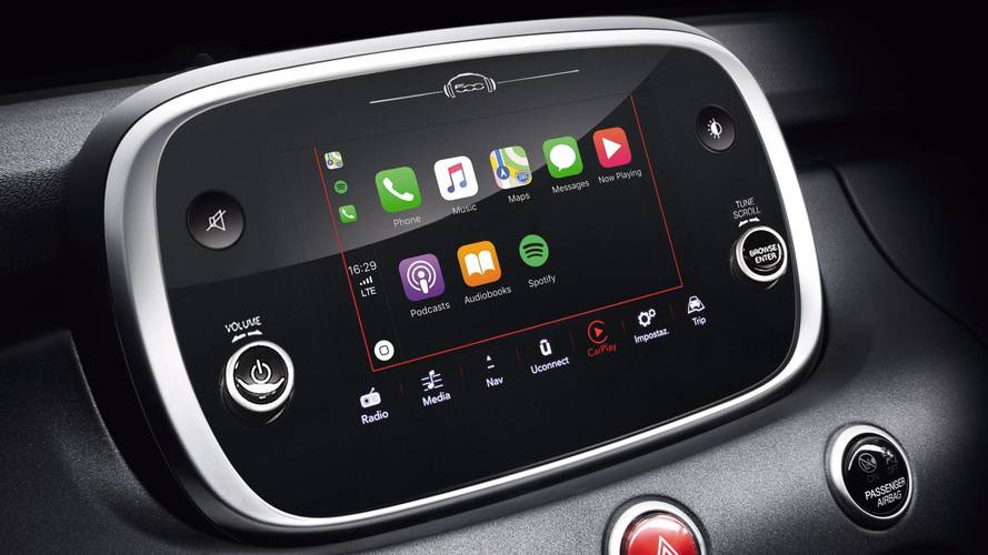 Fiat 500X millésime 2018