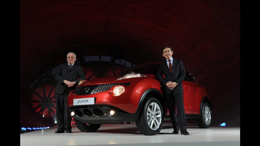 Nissan: i piani per il 2010