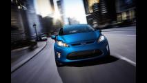 Ford Fiesta per il Nordamerica