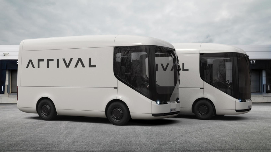 Electric van firm Arrival set to go public