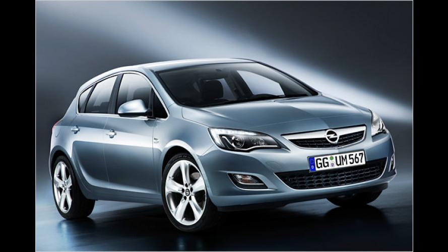 Neuer Opel Astra im Design-Check: Der feine Insignia-Bruder