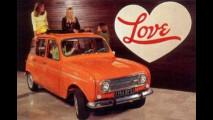 Renault 4 - pagina pubblicitaria degli anni '70