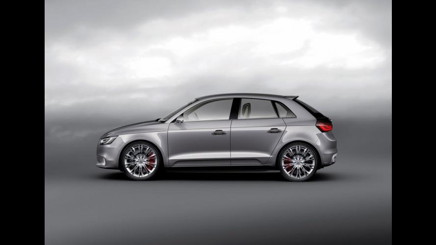 Nuova Audi A1: anticipazioni su come sarà