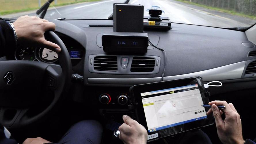 Les voitures-radar privées rentrent en action aujourd'hui !