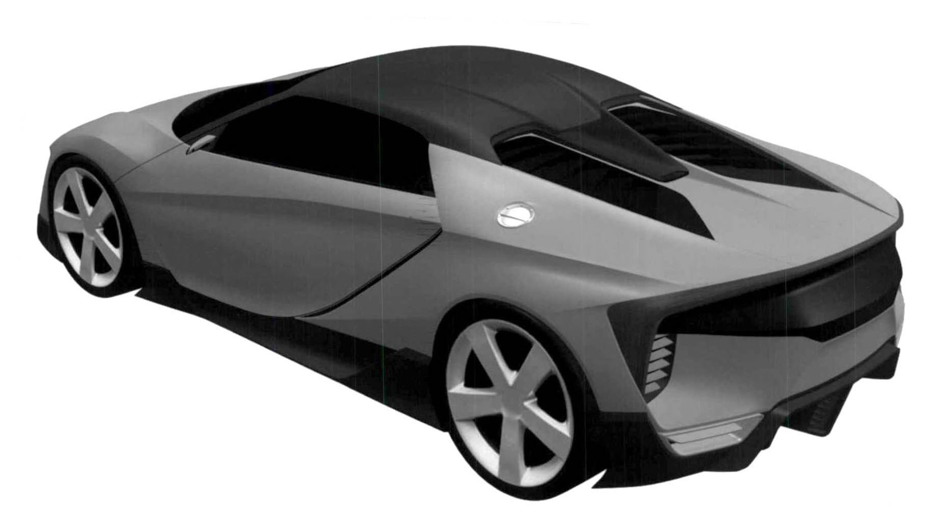 Honda Files For Zsx Trademark Could Be Baby Nsx