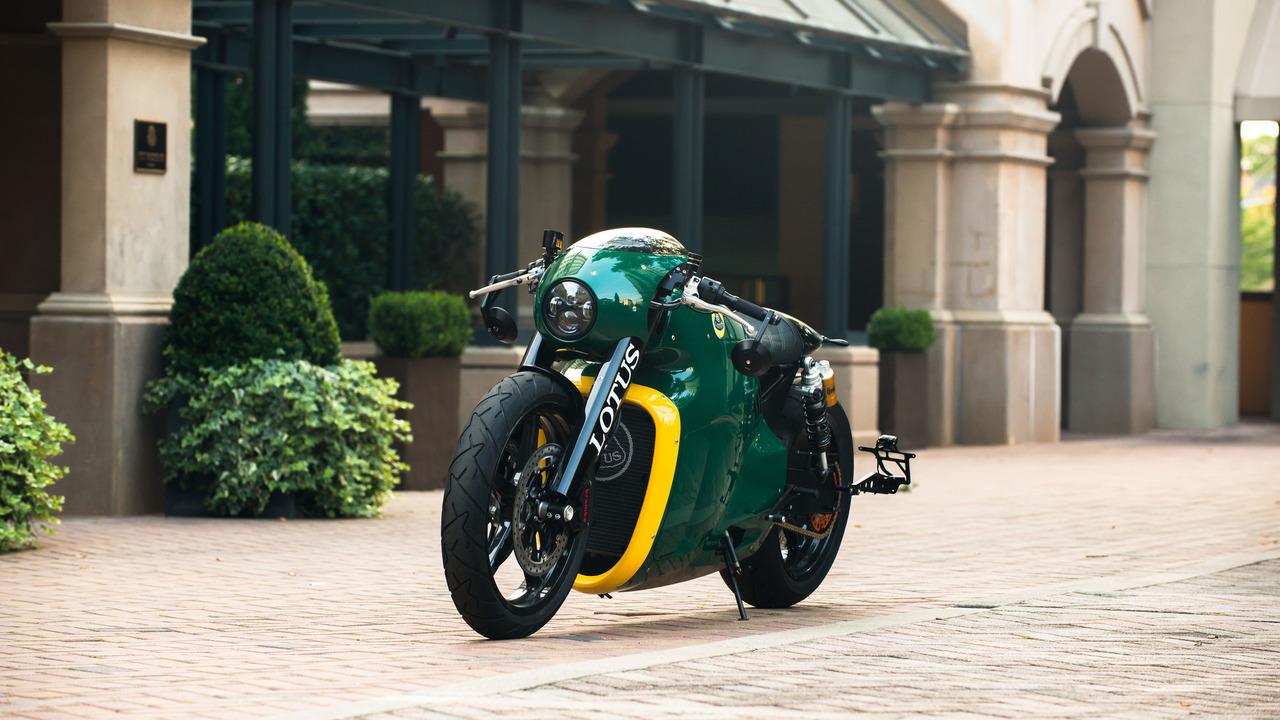 Lotus C-01