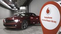 Vodafone, otomotiv gücünü Türkiye'ye taşıyor