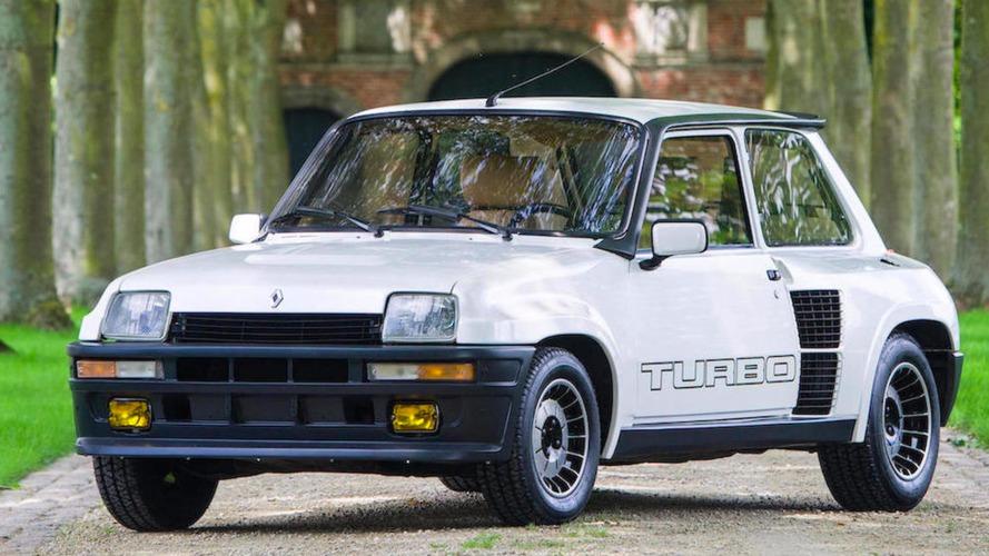 Subasta Renault 5 Turbo 2