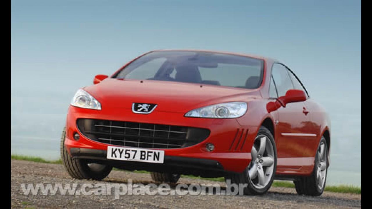 Peugeot apresenta o novo modelo esportivo 407 Coupé Bellagio