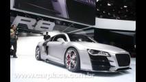 Superesportivo Audi R8 pode ganhar motor V10 biturbo de 580 cavalos