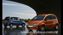 Fiat Idea Adventure Locker - Linha 2009 também recebe bloqueio do diferencial