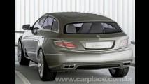 Mercedes ConceptFASCINATION - Conceito adianta nova identidade visual