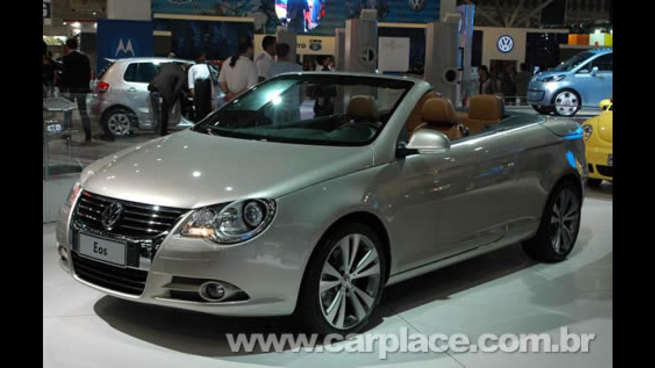 VW confirma Tiguan, Eos e Passat CC no começo do ano e mais 13 modelos em 2009
