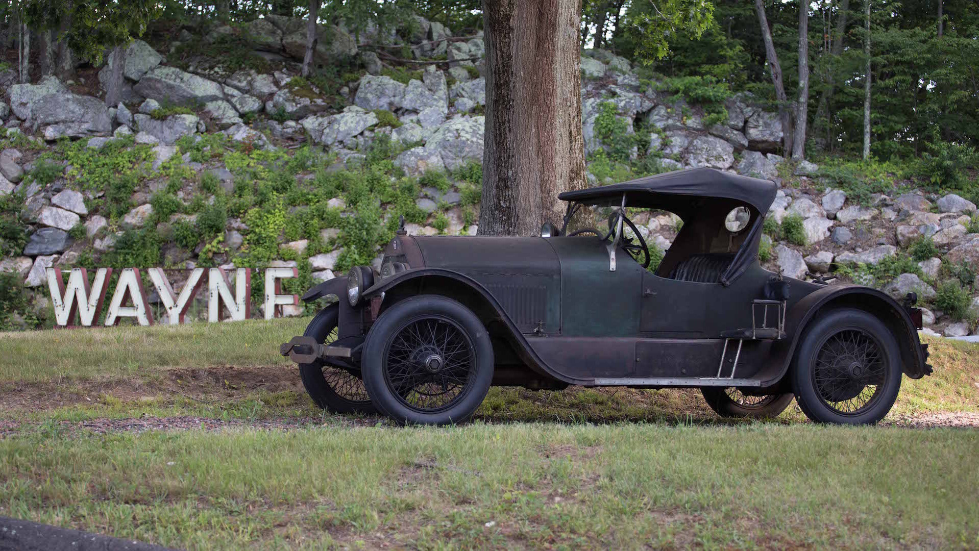 1921 stutz bearcat headed to auction with plenty of patina update